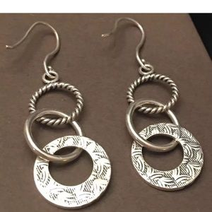New Silpada Earrings